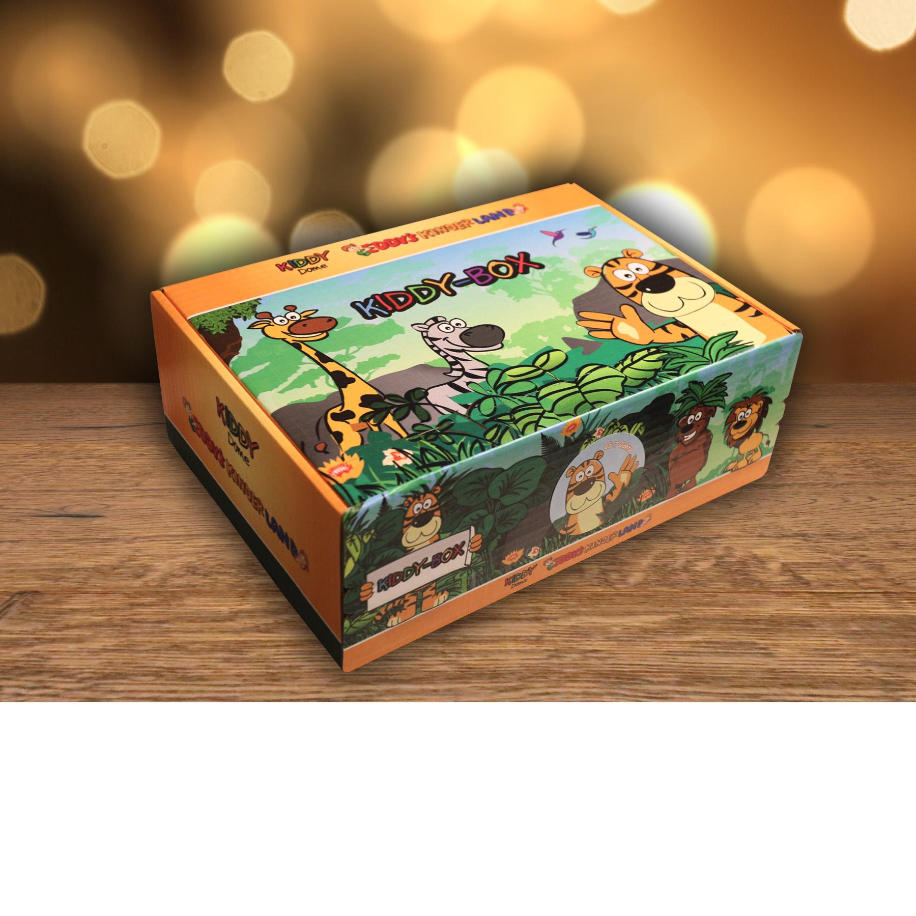 Kiddy Dome Box - Deine Spiel- und Erlebniswelt in Schutterwald bei Offenburg